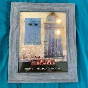 Painted Wood Picture Frame